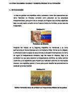 La Gran Colombia Ensayo (1)
