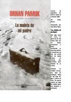 La Maleta de mi Padre - Orhan Pamuk.odt