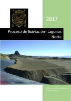 Lixiviacion en Lagunas Norte