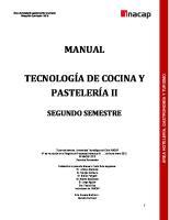 Manual de Tecn II