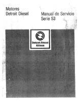 Manual Motor Serie 53 Detroit Diesel