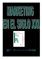Marketing en El Siglo Xxi