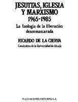 Marxismo: Ricardo Cierva