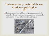 Material Quirurgico Basico