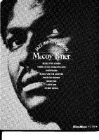 McCoy Tyner - Jazz Improvisation