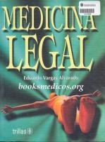 Medicina Legal Vargas Alvarado