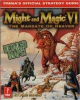 Might and Magic VI: The Mandate of Heaven (Prima Official Strategy Guide)