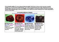 minerales albun