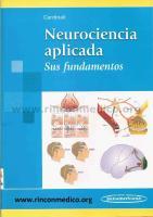 Neurociencia aplicada sus fundamentos