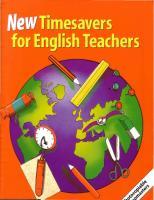 New Timesavers for English Teachers