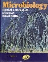 PELCZAR Microbiology