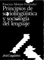 Principios de Sociolingüística. Completo.pdf