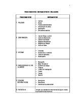 procedimientos e intrumentos de evaluacin