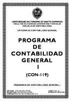 Programa de Contabilidad General i Con-119