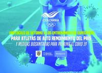 Protocolo de Retorno a Los Entrenamientos del Comité Olímpico Colombiano