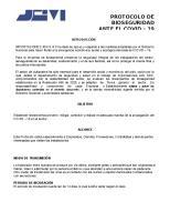 protocolos de bioseguridad iportaciones jem