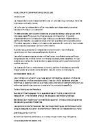 Rebeliones y Conspiraciones Criollas