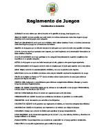 Reglamento de Bolas Criollas