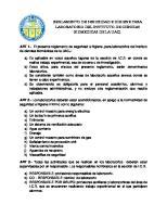 Reglamento de Seguridad e Higiene Para Laboratorio Del Instituto de Ciencias Biomedicas de La Uacj