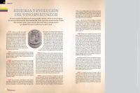 Revista Vinissimo - Historia y evolucion del vino en Ecuador.pdf