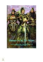 Romance de Los Tres Reinos 01 - Luo Guanzhong