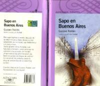 Sapo en Buenos Aires