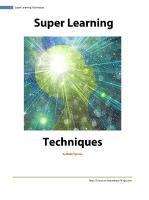 Super Learning Techniques by Radu Tyrsina