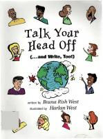 Talk Your Head Off