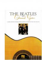 The Beatles for Classical Guitar (31 songs).pdf