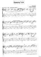 The Sleeping Tune - Tony Mcmanus