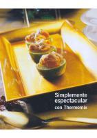 Thermomix Tm31 - Simplemente Espectacular