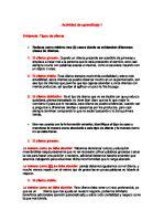 Tipos de Clientes -A1