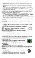 Tipos de Mecanismos de Defensa de Los Animales