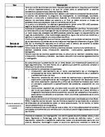 Tipos de Textos Academicos