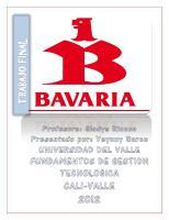 Trabajo Final Bavaria