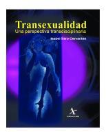 Transexualidad Una Perspectiva Transdisciplinaria