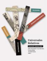 Universales Relativos Fernando Zalamea_2019