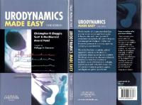 Urodynamics - Made Easy