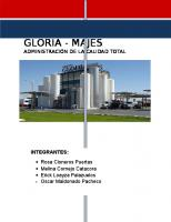 Visita a La Planta de Gloria Majes