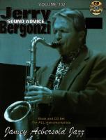 Vol 102 - (Jerry Bergonzi)