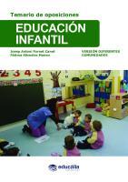 Webmuestra Temario Educacion Infantil PDF